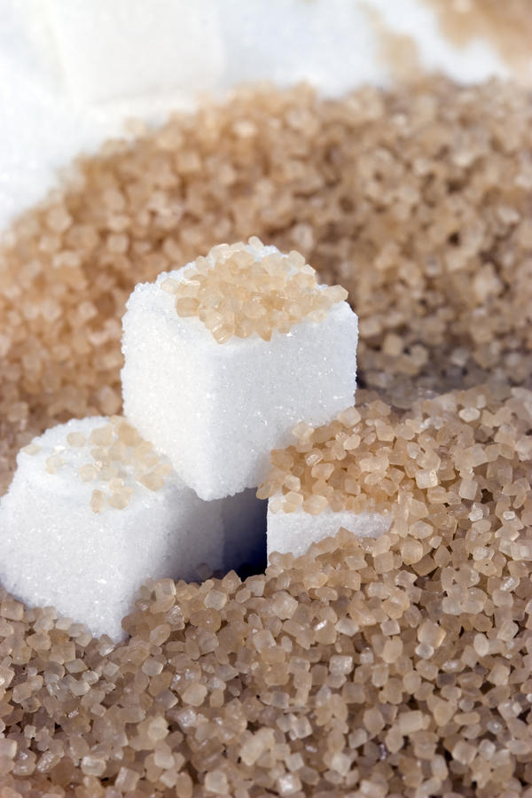 What is the difference between sugar and sugar alcohol?