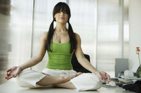 Can Bikram yoga be a good way to de-stress?