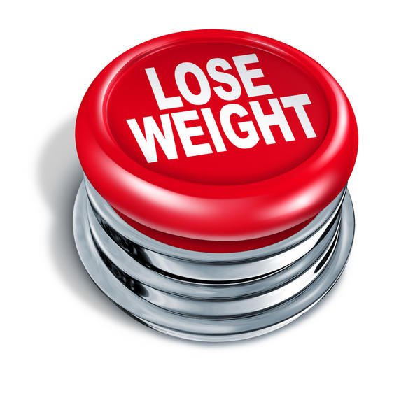Why might it be that weight loss programs and dieting programs don't work?