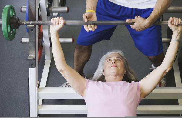 What are some of the psychological benefits of weight training?