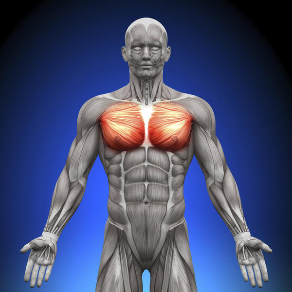 I have a pulled pectoralis major and I would like to know if it can cause shortness of breath?