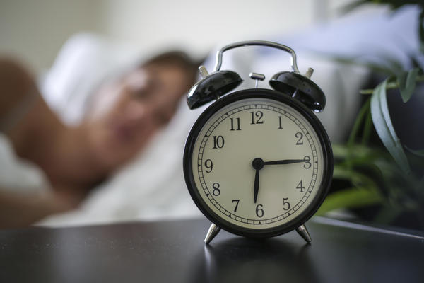 What can you do if you took too much caffeine and need to sleep?