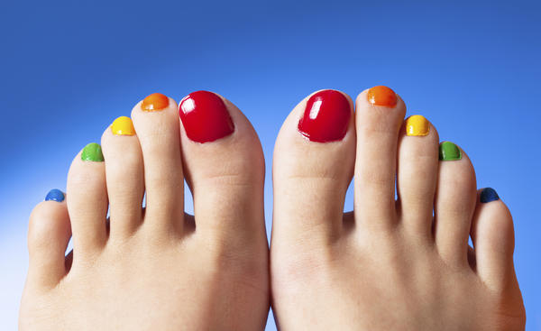 If I have webbed toes, is there anyway to make them normal?