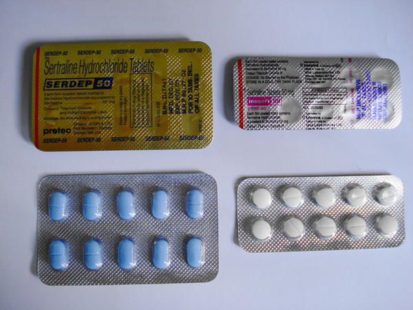 Is it safe to take buspirone 7.5mg with sertraline 50mg together?