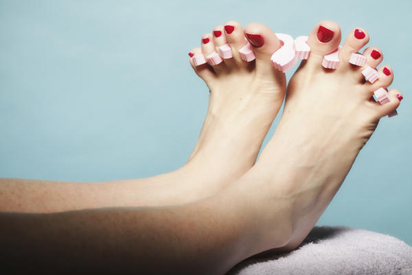 Would you suggest to use the home treatment for a hematoma in a toenail?