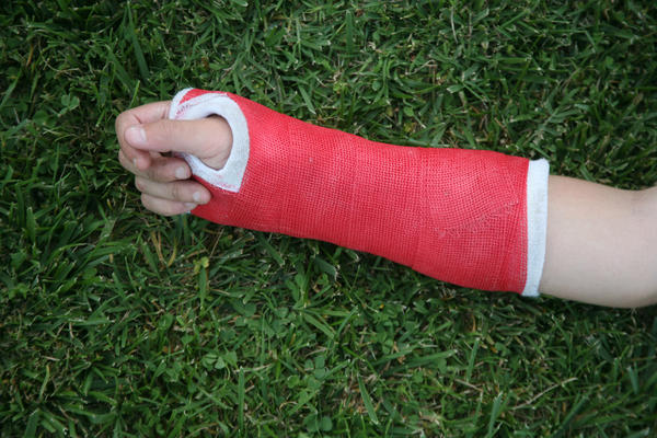 How long does it take for a broken wrist to completely recover to full strength?