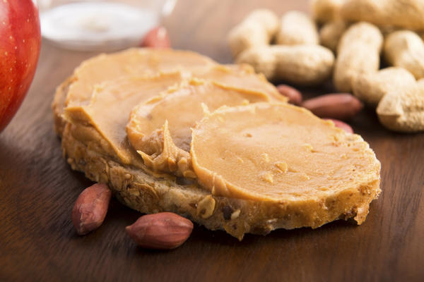 Could eating too much peanut butter give you gas?