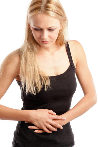 What are symptoms of appendicitis?