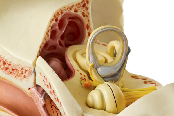 How can I treat pressure in ear canal due to a cold?