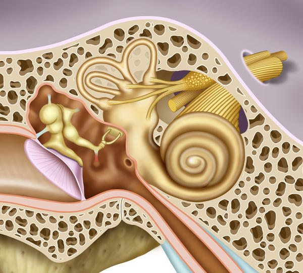 How can I tell if I have a inner ear infection?