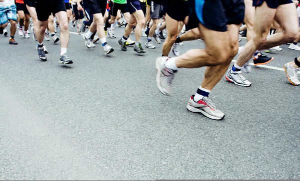 I get shin splints when I run. Is there anything I can do for them?