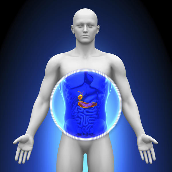 What are the causes of a low functioning gall bladder?
