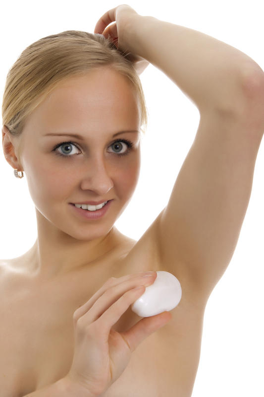 Why shouldn't you put deodorant on broken skin you shaved?
