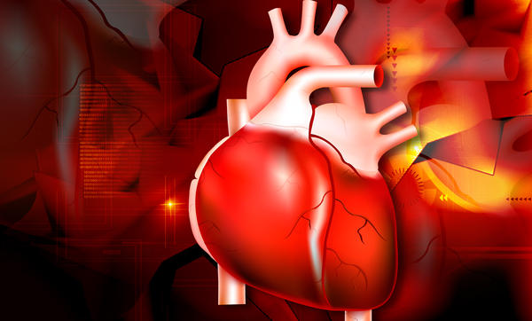 Can you feel a difference chest Muscle spasm or heart palpitation?