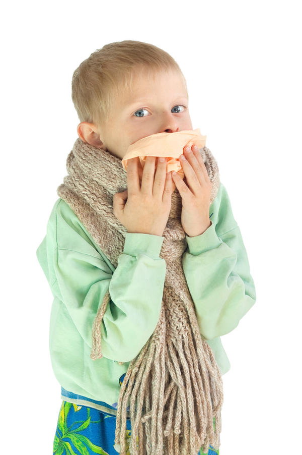How can I soothe my toddler's cough and stuffy nose in the middle of the night?