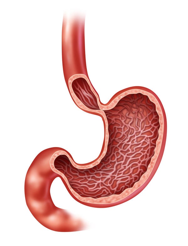 What causes stomach cramps?