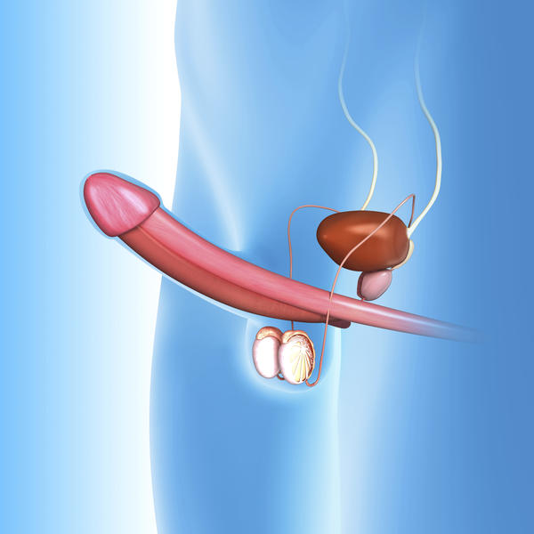 What to do if I have a small swollen spot on the shaft of my penis what is it?