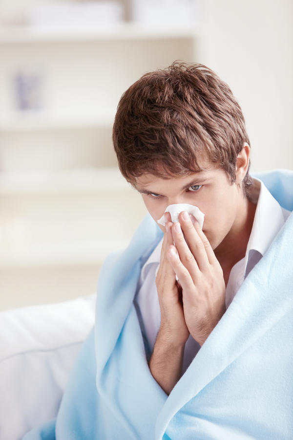 What is the cause of a sinus infection?