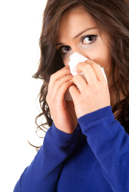 How to stop having the morning sneezes?
