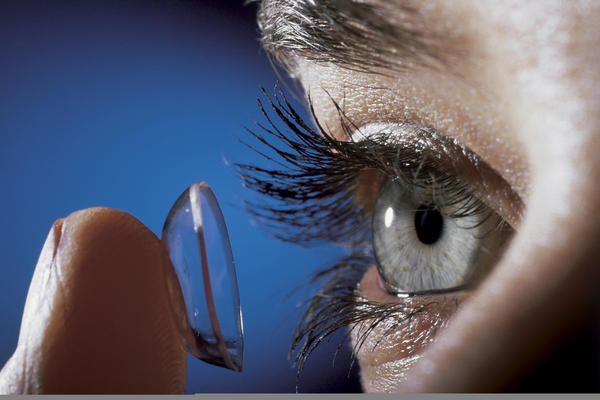 Is it safe to use disposable contact lens for more than one day?