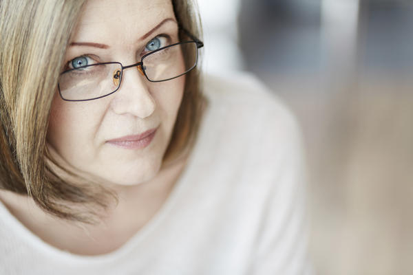 How many years does it take to go from normal to the end of menopause?