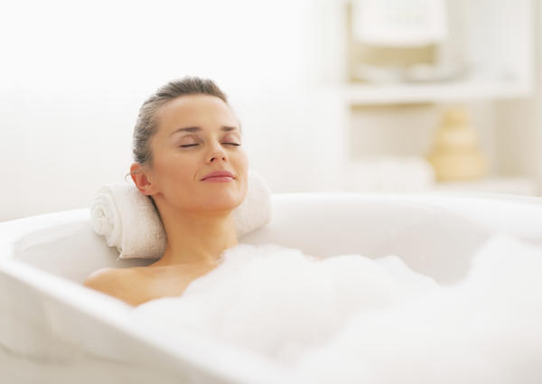 Could it be healthy to bath with dawn?