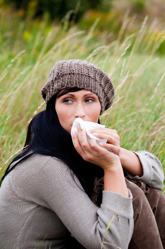 How can I cure a runny nose?