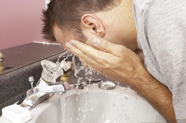 If you touch a cold sore, is washing your hands enough to get rid of virus on hands?