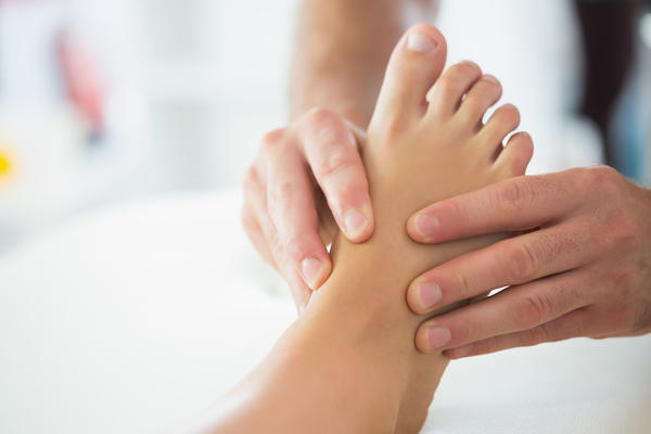 Is shampoo with biotin bad for the ankle bone?