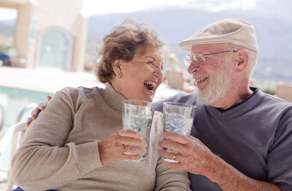 How can I treat dehydration in adults?