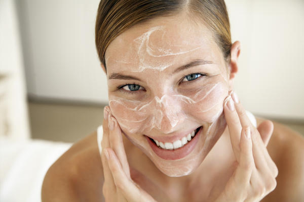 Can you use facial acne cream on your back?