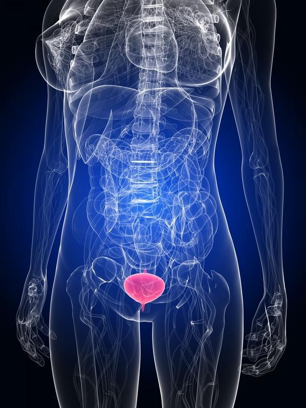 Which are the symptoms of bladder cancer?