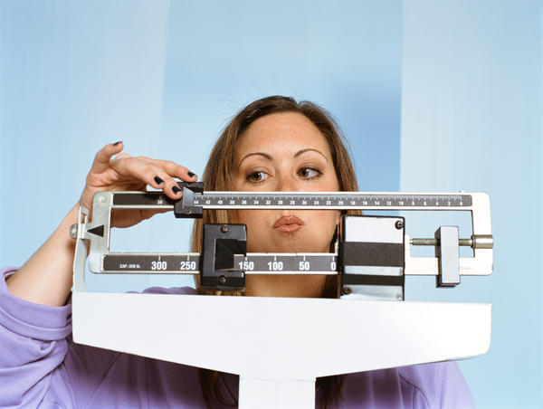Can going a long period with consumption of high blood sugars cause you to lose weight?