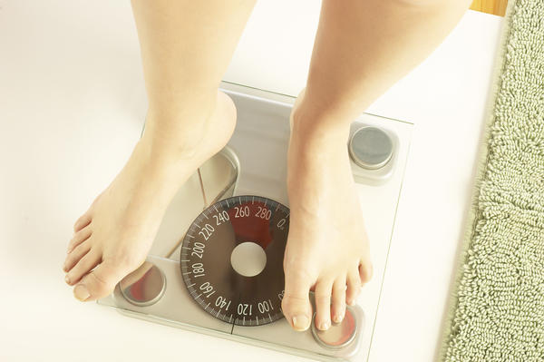 What is the treatment for overweight mother?