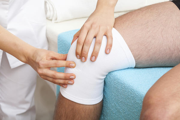 How to treat patellar tendonitis after ACL surgery?