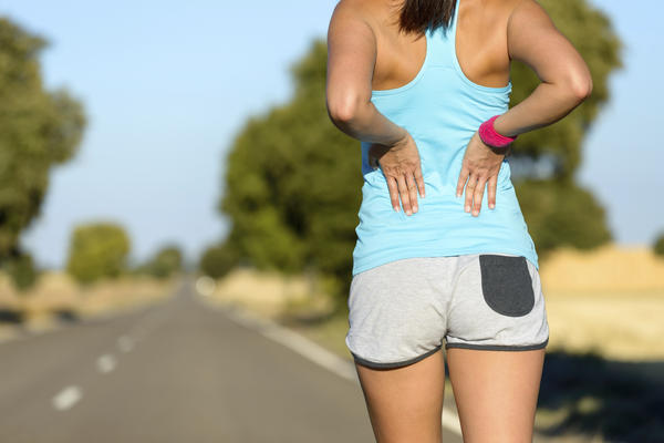 What are the conservative options for treating low back pain?