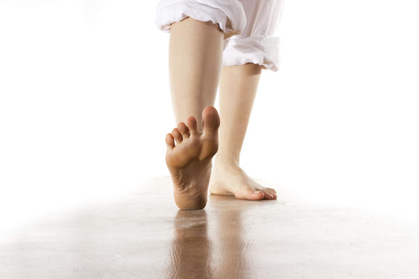 What happens if foot fungus is left untreated?