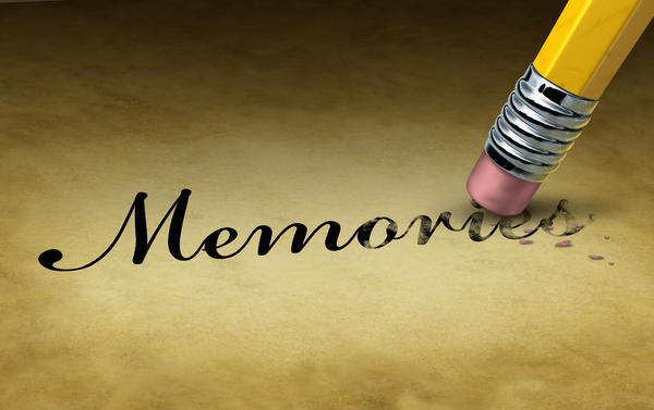 What is the cure for short-term memory loss?