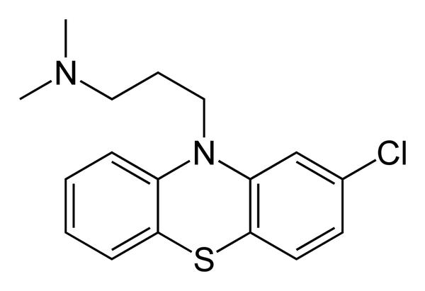 Does anyone know protocol for discontinuing thorazine (chlorpromazine)?