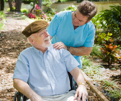 What services do nursing homes typically offer?
