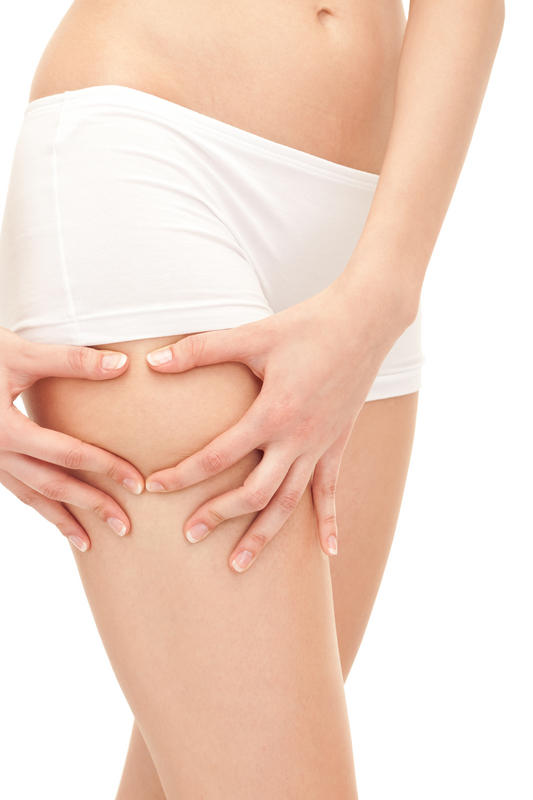 How do you get rid of cellulite on your thighs?
