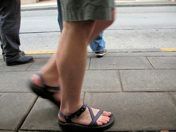 Docs, could a podiatrist fix ideopathic toe walking?