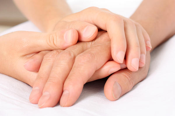 How long does nerve damage typically take to recover from hand surgery?