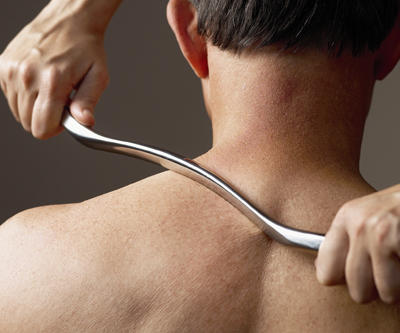 I have been seeing a chiropractor for 2 1/2 months for neck & shoulder pain- it helps then the knots and pain come back again... What do I do?