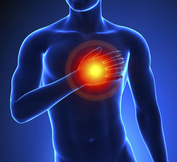 What is the leading causes of chest pains?