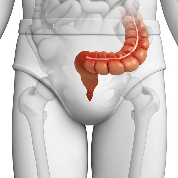 What causes an anus to bleed during bowel movement?