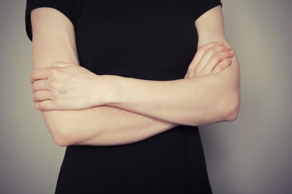What can you do for a swollen arm?