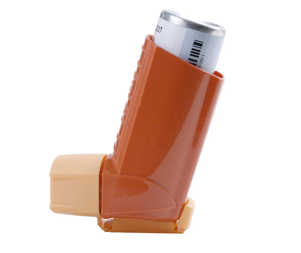 What could happen if someone without asthma used a ventolin inhaler?