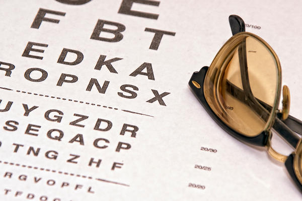 What are the tests for eye trauma?