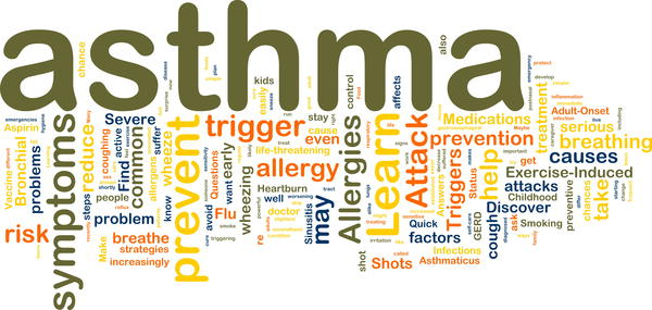 What's the best home remedy for Asthma?